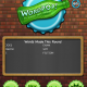 WordPop! Menu