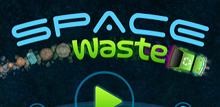 Space Waste Asteroids for iOS iPad