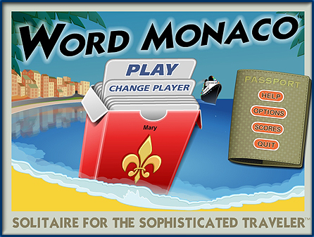 Word Monaco Start a New Game