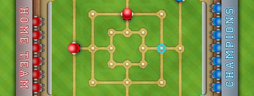 Triples Game Screen